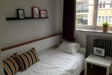 <p>Furnished studio close to NATO and EU area</p>