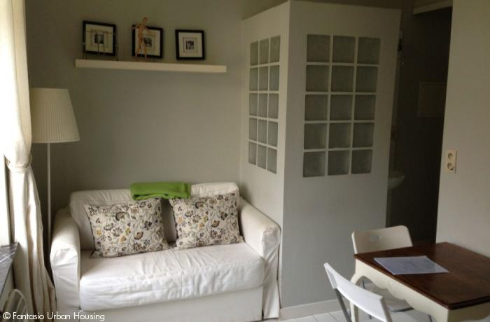 <p>Cosy furnished 1 bedroom appartement close to Merode and Cinquantenaire Park</p>