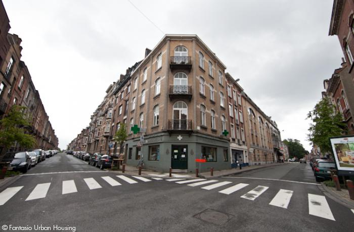<p>Spacious open space 1 bedroom furnished penthouse close to Merode and Cinquantenaire Park</p>