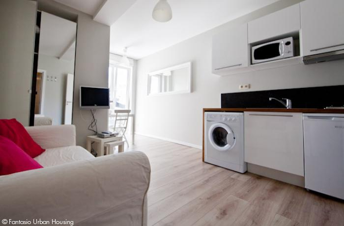 <p>Cosy furnished 1 bedroom Furnished Studio close to Place Luxembourg and EU Parliament</p>